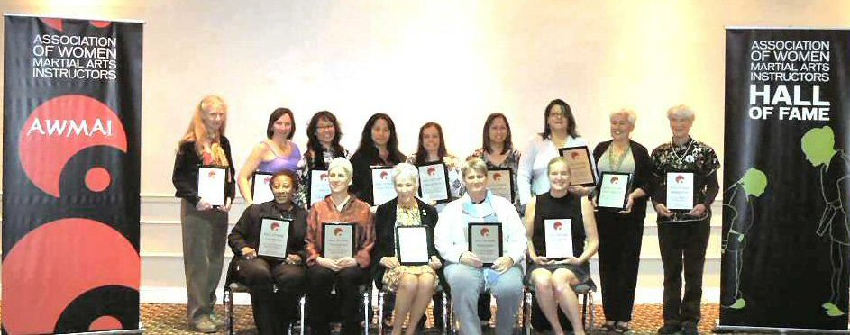 2013 AWMAI Hall of Fame recipients
