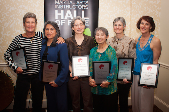 2014 AWMAI Hall of Fame recipients
